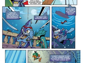 Inside The Pages: Sonic Super Digest #15