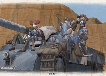 Valkyria Chronicles Remastered Western Release Announcement Screenshots