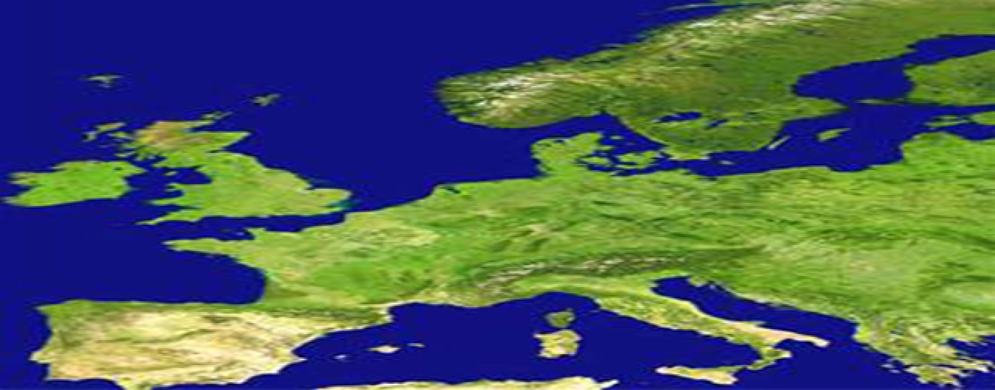 SEGA Confirms Europe Is A Country