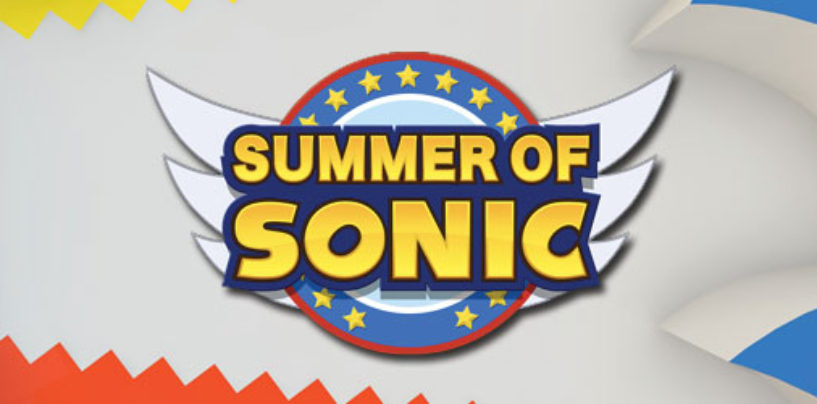 Sonic Mania, Sonic Boom: Fire & Ice & More To Be Playable At Summer of Sonic 2016