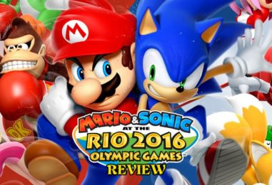 Review: Mario & Sonic at the Rio 2016 Olympic Games (3DS)