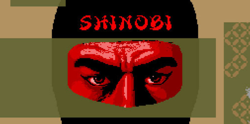 Sega Greenlights Shinobi Movie