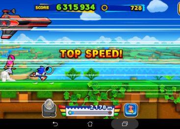 Sonic Runners Retrospective Gallery 1