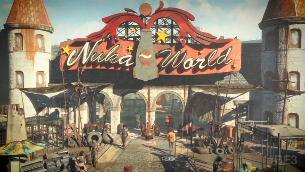 Nuka-World will be the last DLC pack for Fallout 4.