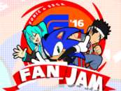 Sonic & SEGA Fan Jam 2016 Info Revealed