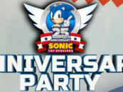 Sonic 25th Party: Sonic 2017 Teaser Trailer, Coming To NX, PC, Xbox One, & PS4