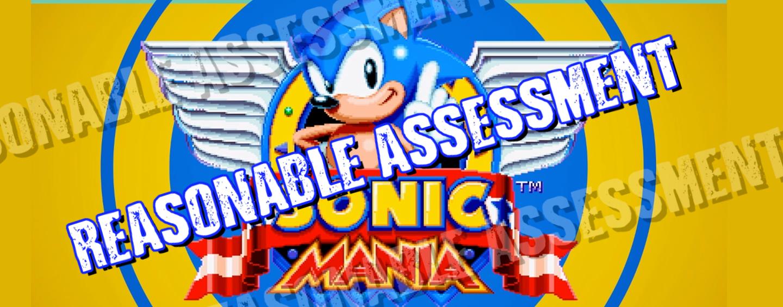 Reasonable Assessment: Sega Does What Nintendon't