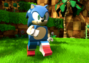 Sonic LEGO Dimensions Screenshots