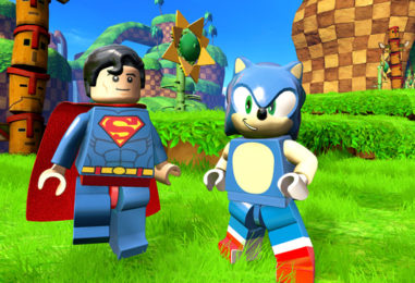 New gameplay video of Sonic at Lego Dimensions