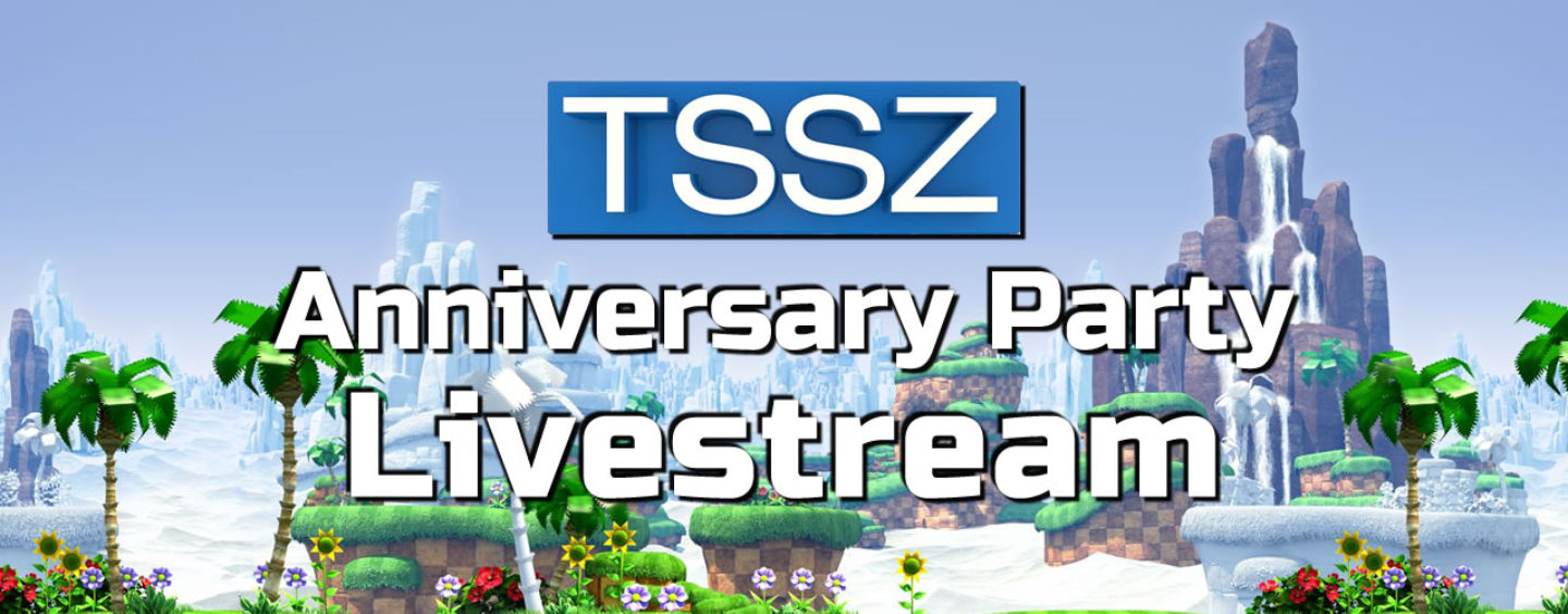 Announcing the TSSZ Anniversary Party Livestream