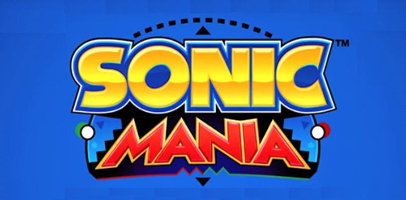 Sonic Mania Has Sold Over 1,000,000 Sales Worldwide
