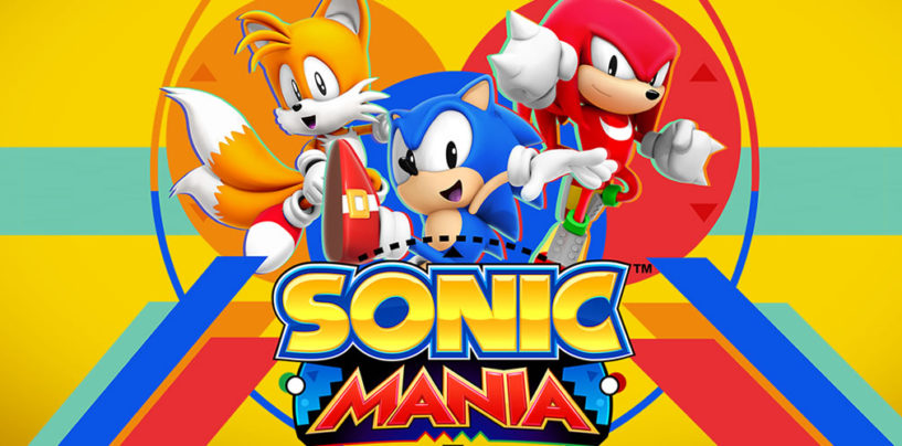 Fan Fridays: Sonic Mania Art