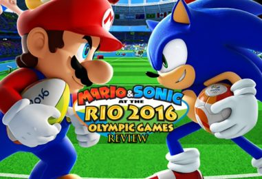 Review: Mario & Sonic at the Rio 2016 Olympic Games (Wii U)