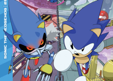 First Look: Sonic Comics For December
