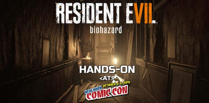 Hands-On – Resident Evil 7: Biohazard