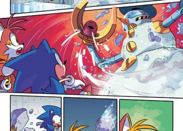 Inside The Pages: Sonic: Mega Drive – The Next Level #1