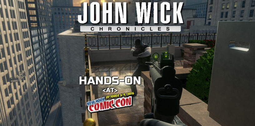 Hands-On: John Wick Chronicles
