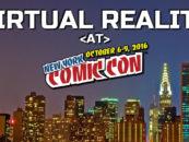 Virtual Reality at NYCC