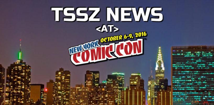 TSSZ at NYCC 2016