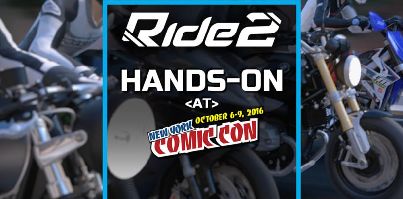 Hands-On: Ride 2