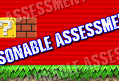 Reasonable Assessment: Super Mario Run is a Real Video Game