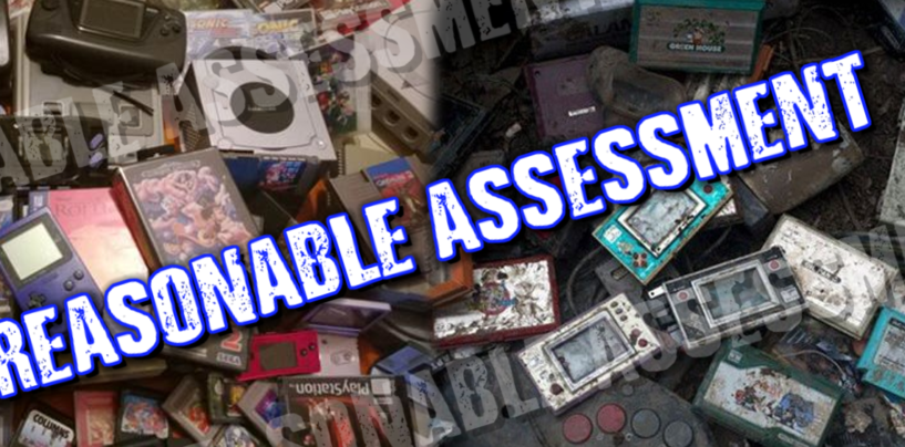 Reasonable Assessment: Video Game Consoles Are Outdated