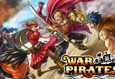 SEGA Mobile Game War Pirates Launches Globally