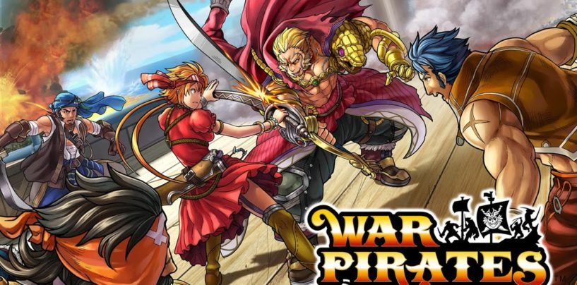 SEGA Mobile Game War Pirates Launches Globally