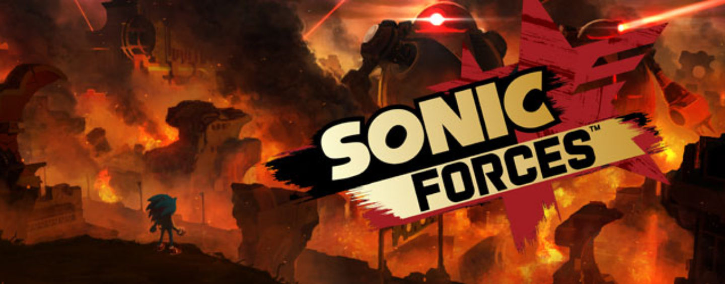 Shadow Announced as Playable Character in Sonic Forces