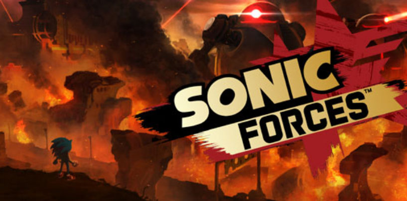Sonic Forces Promotional Trailer Video Posted