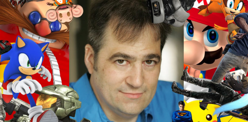 Mike Pollock Revealed As Sole Voice Actor of Every Game Ever Made
