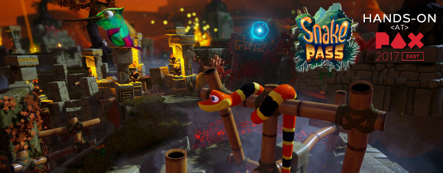 Hands-On: Snake Pass