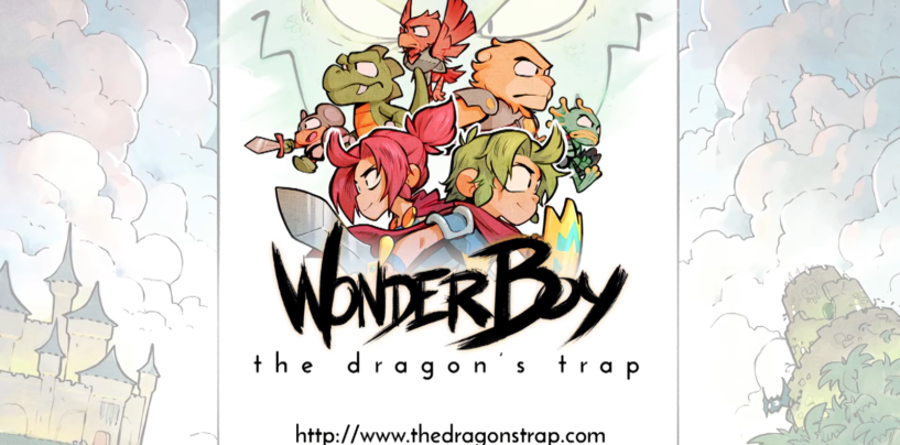 Wonder Boy: The Dragon's Trap Wonder Boy and Wonder Girl Introduced