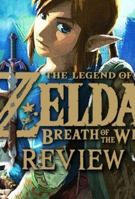 Review: The Legend of Zelda: Breath of the Wild (Wii U)