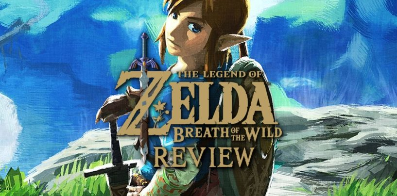 Review: The Legend of Zelda: Breath of the Wild (Wii U)