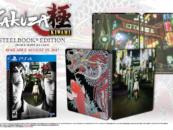 Yakuza Kiwami Steelbook Edition Announced