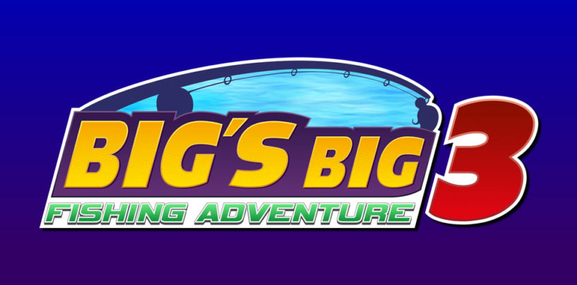 TooManyGames: Big's Big Fishing Adventure Panel 3