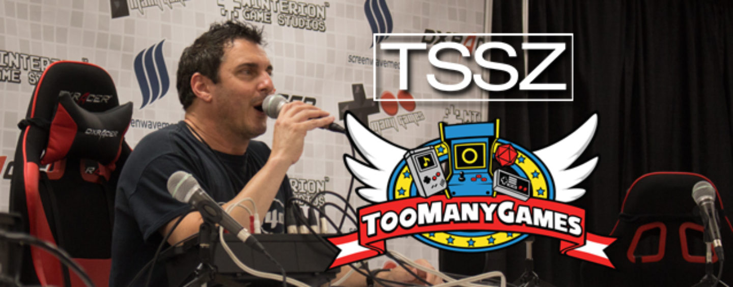 TooManyGames: Johnny Gioeli Reflects, Then Rocks