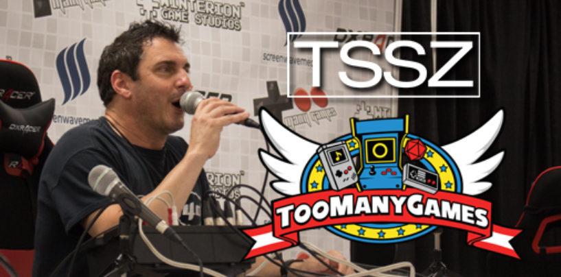 TooManyGames: Johnny Gioeli Reflects, Then Rocks