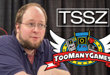 TooManyGames: Matt Herms In Living Color-ist