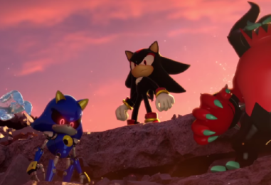 Talking Point: Shadow Is Evil in Sonic Forces?