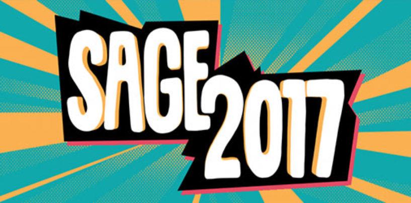 SAGE 2017 Announced