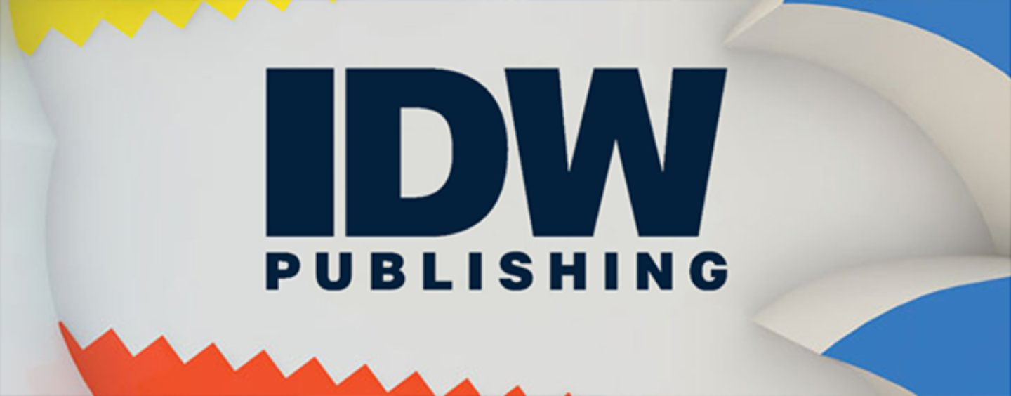 "IDW Update: ""Mobian"" Banned Term, Unlimited Story Arcs, How To Pre-Order, & More"