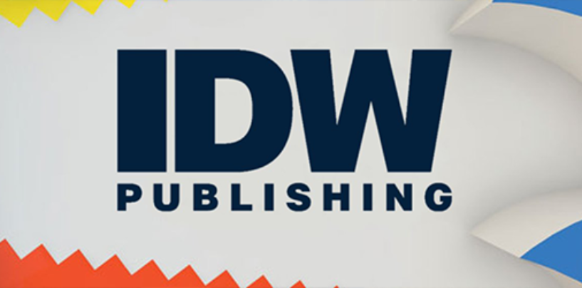IDW Publishing Names New Editor-In-Chief, Hires New Marketing Lead