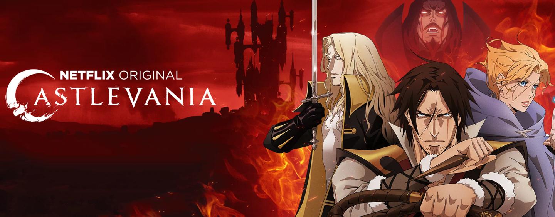 Review: Castlevania (Netflix Series) Season One