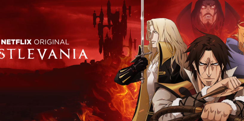 Review: Castlevania (Netflix Series) Season One