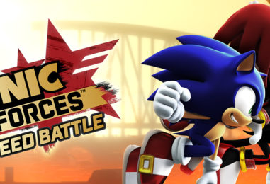 Sonic Forces: Speed Battle Now Available on iOS