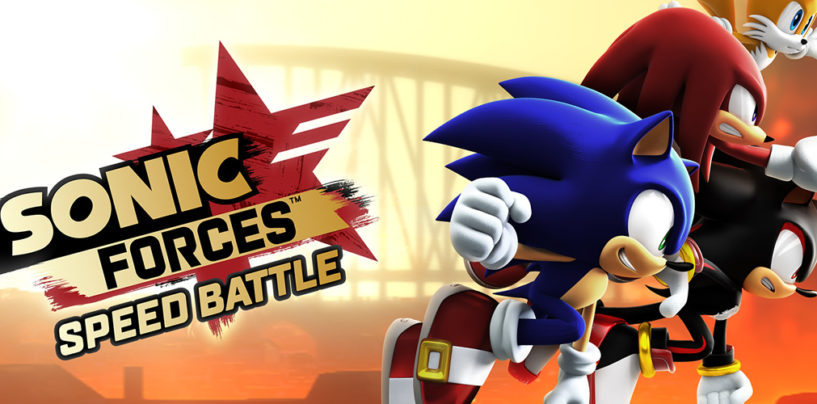 Sonic Forces: Speed Battle Version 2.0 Available Now