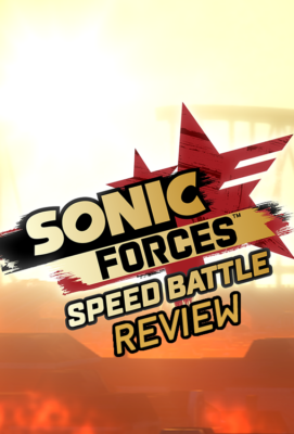 Review – Sonic Forces: Speed Battle