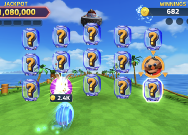 SEGA Slots Screenshots